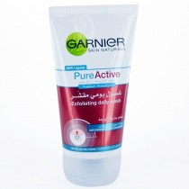Garnier Skin Naturals Pure Active Exfoliatng Wash 150ml