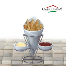 Casa Linga, Fries Stand, Plain