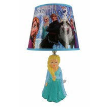 Special, Frozen Characters on Lamp