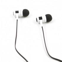 Case Logic Stereo Headphone With MIC 122cm - Black  &  White