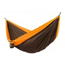 La Siesta, Double Colibri Orange Hammock (With Rope)
