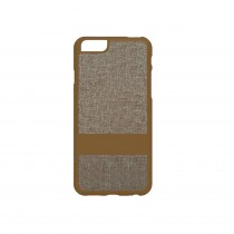 Cae Logic Sleek and Highly Protective Fabric Case for iPhone 6 Plus, Gold