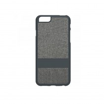 Cae Logic Sleek and Highly Protective Fabric Case for iPhone 6 Plus, Grey