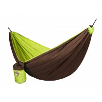 La Siesta, Double Colibri Padded Green Hammock (With Rope)