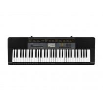Casio CTK-2500 61-Keys Piano, Black