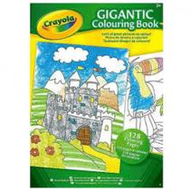 Crayola, Giant, Coloring Album
