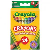 Crayola, Crayons, 24 Assorted