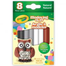Crayola, Pate A Modeler, 8 Sticks