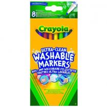 Crayola,  Ultra Washable Felts, 8 Pieces