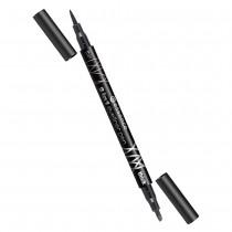 Essence 2-In-1 Eyeliner Pen Black 1m