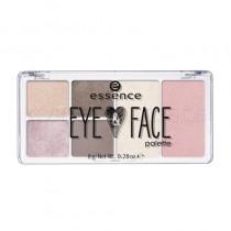 Essence Eye & Face Palette 01 Glow For It 8g