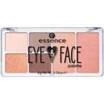 Essence Eye & Face Palette 02 Rise & Shine