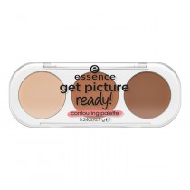 Essence Get Picture Ready! Contouring Palette 10 Get In Shape