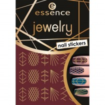 Essence Jewelry Nail Stickers 09
