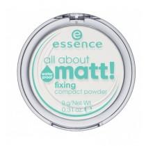 Essence All About Matt Waterproof Fixing Compact Powder 9g