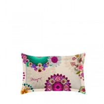 Desigual, Happy Blossom, Pillow Rectangular, 50 x 80 cm