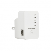 EDIMAX  N300 Mini Wi-Fi Extender/Access Point/Wi-Fi Bridge