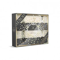 Grace Cole Earl Grey & Orange Blossom- Luminous Luxuries Gift Set, Body Wash 2*50ml And Body Lotion 2*50ml