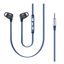 Samsung, Metal In-Ear Headphones, Blue - EO-IA510BLEGWW