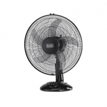 Black & Decker,  Desktop Fan/Table Fan, 16 Inch - FD1620-B5