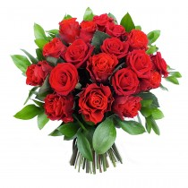 Fleurs de la Sagesse, A Beautiful Bunch of Red Roses