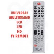Conqueror Universal TV Remote Control - H1899E