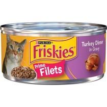 Friskies, Prime Filet Turkey In 156g, Pack of 3