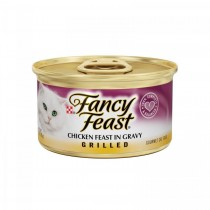 Fancy Feast, Grilled Chicken 85g, Pack of 3