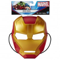 Avengers, Marvel Value Mask, Gold and Red