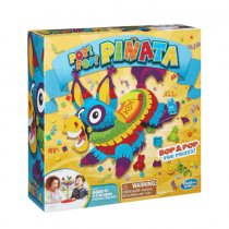 Hasbro, Pop Pop Pinata, Board Kids Game, English