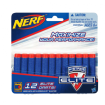 Nerf, Nstrike Elite,  12 Darts