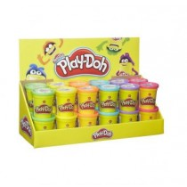 Play Doh, Set of 4 Assortment Variable Colors, Clay & Dough