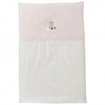 Carré Blanc, Gabin Baby Comforter , 80x120 cm