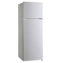 Midea, Top Mounted Refrigerator, White, 240 Liters