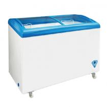 Midea Chest Freezer 254 Liters, White - HD-439CN