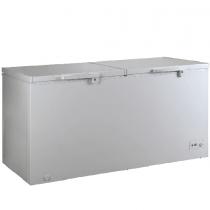 Midea, chest freezer, White, 515 L - HD670C