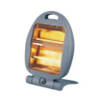 Daewoo 800W portable heater quartz electrical for home or office - HM10