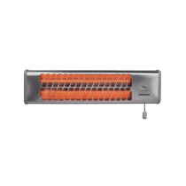 Daewoo Infrared Wall Mount Heater Indoor/outdoor Commercial/ Residential Stainless/Aluminium heat dissipating construction - HM13