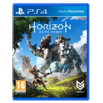 PlayStation 4, HORIZON-ZERO-DOWN
