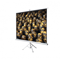 """Conqueror Projection Screen  170""""  with Tripod  -  HPSC4"""