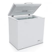 Midea, chest freezer, White, 260 L - HS312C