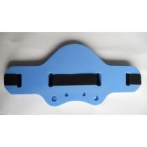 Azuni Swimming Floation Belt Bodyboard, Blue & Black
