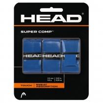 Head, Super Comb Overgrip, Blue