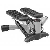Azuni Fitness Mini Stepper, White & Black