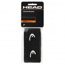 Head, 2.5'' Wristband, Black