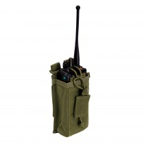 5-11, Tactical Men's Radio Tac Od Pouches, Olive