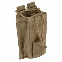 5-11, Tactical Men's Radio Sandstone Sandstone Pouches, khaki