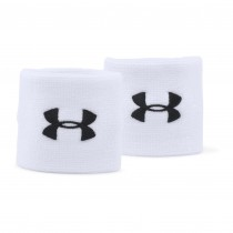 Under Armour Men's Training Performance Wristband- Grey/ Black