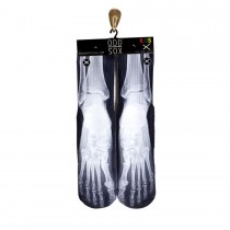Odd Sox X-Ray Kids Socks