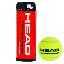 Head, 3B ChampionshipTennis Balls
